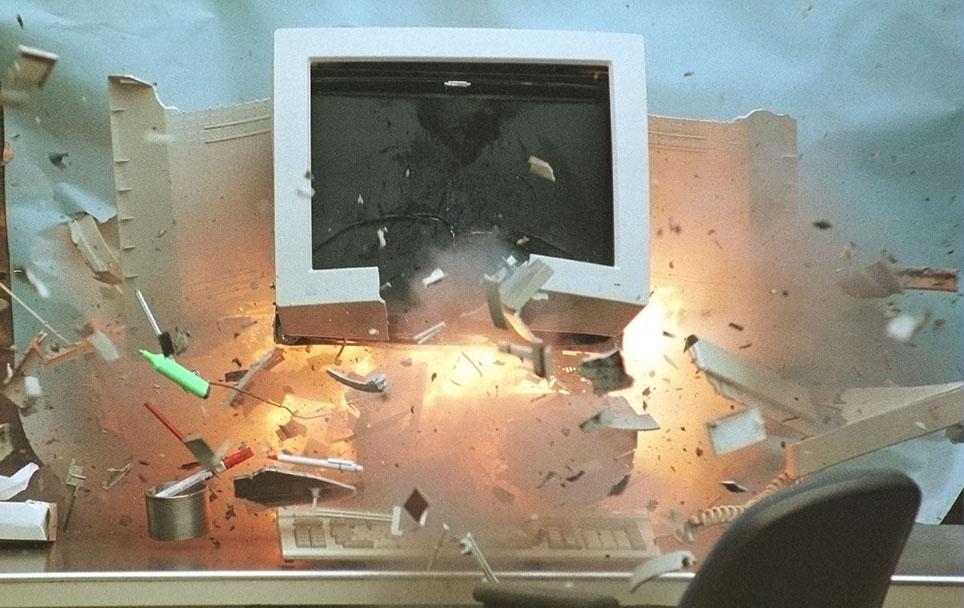 Computer groot