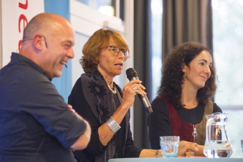 Femke Halsema, Egbert Fransen, Pauline Meurs
